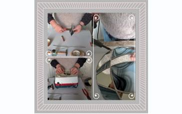 Creez vos propres bijoux et objets decoratifs en verre dans notre atelier eclats dverre