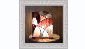Lampes et Photophores en vitrail